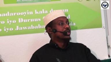 ALQURBAH WAL QURABAA SHEIKH MUSTAFA HAJI ISMAIL HAARUUN
